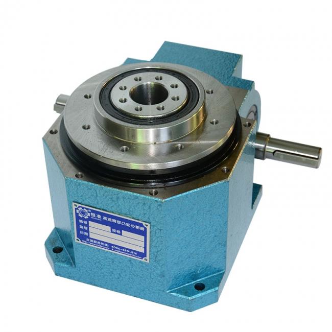 80DT恒准凸轮分割器运动视频