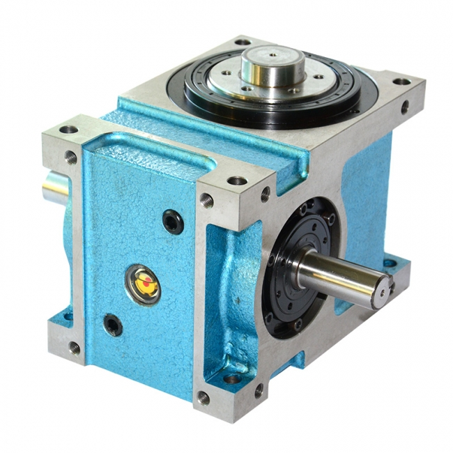 凸轮分割器厂家讲解带动圆盘的精度是怎么计算的